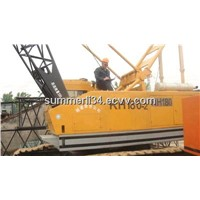 recondition Hitachi KH180-2 crawler crane