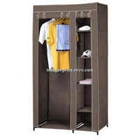 Wardrobe Fabric Wardrobe Portable Wardrobe PE wardrboe Easy Wardrobe