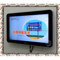 19inch digital media LCD advertising display,WIFI,3G OEM Availabele