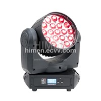 19x12W Quad LED Zoom Wash Moving Head Light (LZ19)