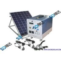 200W Solar panel power system