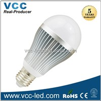 2014 Hot selling 9W led bulb, 2835 SMD CE & Rohs led lamp