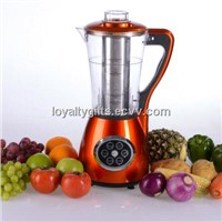 2014 New Product  Intelligent Soup Maker Soy Milk Maker Food Processor with Egg Boiler Function