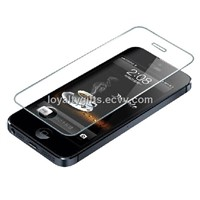 2014 new For iPhone 5 Premium Tempered Glass Screen Protector