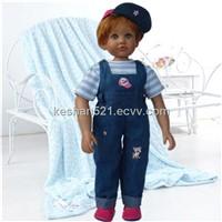 2014 new design cowboy dolls hot sale for kids