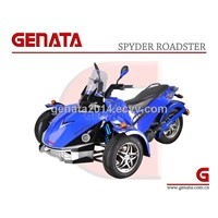250cc Bombadier Style Spyder Roadster Motorcycle GTX250MB