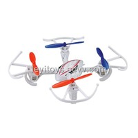 2.4G 4 rotor helicopter smallest RC quadcopter