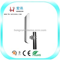 2.4G wifi directional panel antenna with 15dBi gain