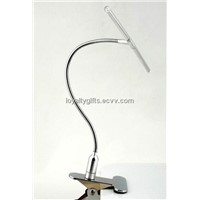 40 LED table lamp Clip desk lamp with Touch Switch Reading lamp