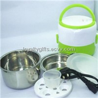 4 different color  Mini Electric Rice cooker with Handle