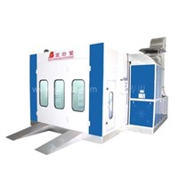 BZB-8000AU Australian standard spray booth
