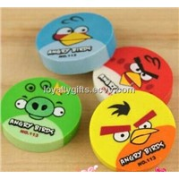 Best Selling Customized Logo Printed Rubber Eraser