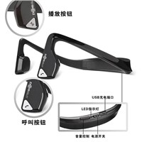 Bone Conduction Bluetooth Headset, Bluetooth Headset, International Headsets, Gift Headphones