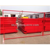 Canada Construction Temporary Fence Panels