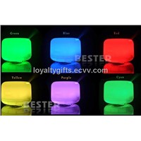 Color Change Essential Oil Aroma Diffuser + Ultrasonic Air Humidifier+15 led lighting