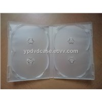 DVD case DVD box dvd cover 14mm for  transparent  (YP-D8082Y)