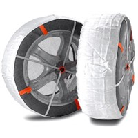 FA textile snow chains,snow sock