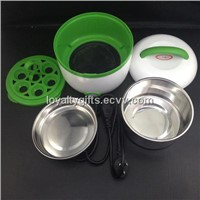 Fashion Electric Heated & Steamed Lunch box food warmer for Promotion Item