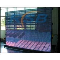 Full-color LED Display of Curtain
