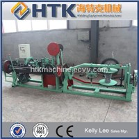 Fully Automatic Double Wire Barbed Wire Machine(CY-A)