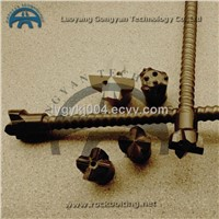 GY self drilling hollow bar anchor