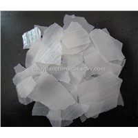 High quality 99% and 96%caustic soda flakes
