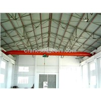 Hot Sale Workshop Single Girder Bridge Crane 16T