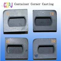 ISO 1161 standard shipping container corner casting