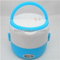 Mini Electric Lunch box cooker with Color Box package