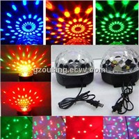 Mini LED RGB Crystal Magic Ball Effect light DMX Disco DJ KTV Stage Ball Effects