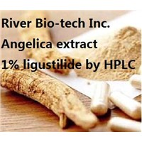Natural Angelica extract with 1% ligustilide by HPLC
