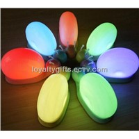 New Arrive Touch control Fancy Snail LED lamp baby sleep night light