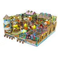 Newest Children Indoor Playground Set