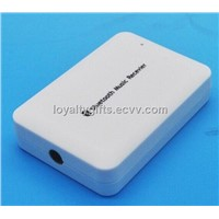 Newest Wireless Mini-USB cable Bluetooth Music Receiver 3.0 For iPhone iPad Cellphone Notebook
