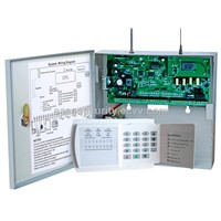 PSTN GSM Wireless Wired Alarm System with 32 Zones (GSM-816-16R)