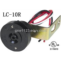 Photocontrol Receptacle LC-10R UL Approval: E178670