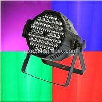 Pro light 54PCS 3w led par can par 64 digital display