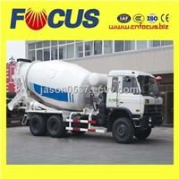 SINOTRUCK 8m3 HOWO cement mixer truck