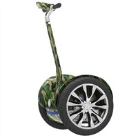 Self-balance scooter with 2-wheel, low noise, LiFePO4 battery, self-balance function