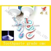 Toothpaste-grade CMC