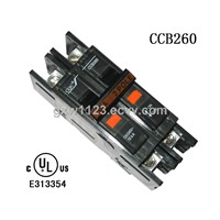 US Type Miniature Circuit Breaker CCB260/P UL E313354