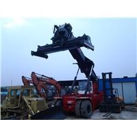 Used CVS Ferrari F477 Reach stacker /45ton Reach stacke r/ Container Handler