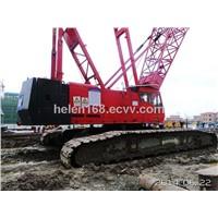Used Crawler Crane Sumitomo LS248 Sumitomo 150 Ton Crawler Crane