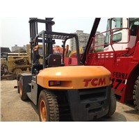 Used Forklift TCM FD100Z8/Used Forklift TCM FD100Z8