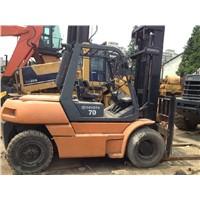 Used Forklift Toyota 5FD70/Used Forklift Toyota 5FD70