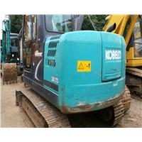 Used Kobelco Mini Crawler Excavator SK75-8