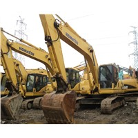 Used Komatus Crawler Excavator PC220-8