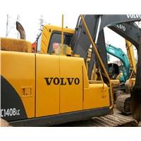 Used Volvo Crawler Excavator EC140BLC