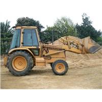 Used Wheel Loader Case 580-K / Wheel Loader Case 580-K