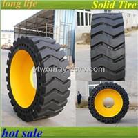 bobcat loader solid tires 23.5-25